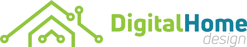 Digital Home design logo