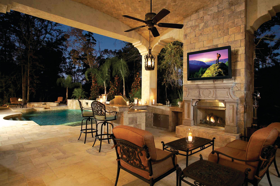 Take Your Smart Home to the Patio!