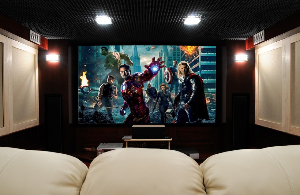 The Newest Technologies for Your Home Theater